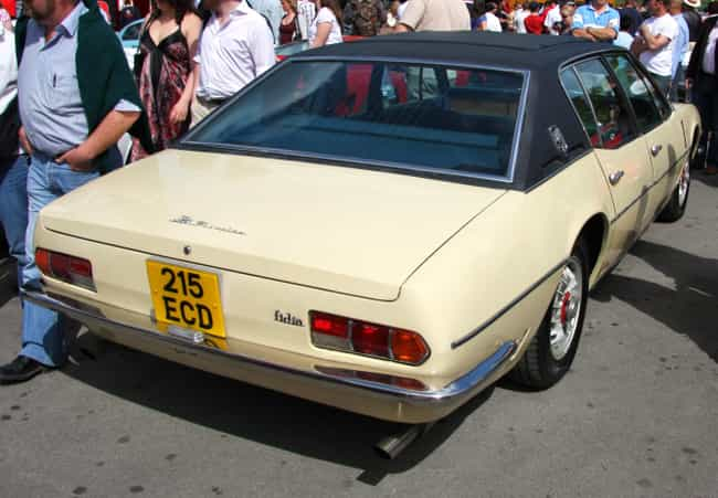 Iso Fidia is listed (or ranked) 3 on the list Full List of Iso Rivolta Models