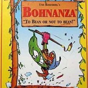 Bohnanza is listed (or ranked) 21 on the list The Best Board Games For 6-8 Players