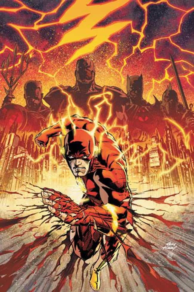 Flash: Flashpoint is listed (or ranked) 1 on the list The Greatest Flash Stories Ever Told