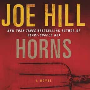 Horns is listed (or ranked) 5 on the list The Most Popular Horror Novels Of The 2010s