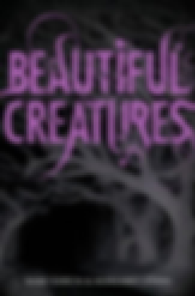 Beautiful Creatures is listed (or ranked) 8 on the list Books Set to Be Adapted Into Movies in 2013