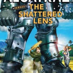 Alcatraz Versus the Shattered  is listed (or ranked) 13 on the list The Best Brandon Sanderson Books