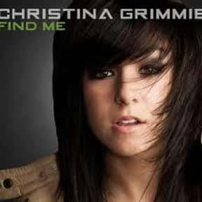 Christina Grimmie is listed (or ranked) 15 on the list Famous Pisces Female Celebrities
