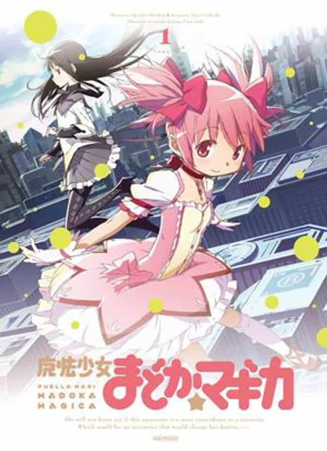 Puella Magi Madoka Magica is listed (or ranked) 4 on the list The Best Tragedy TV Shows