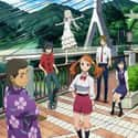 Anohana: The Flower We Saw Tha... is listed (or ranked) 23 on the list The Best Romance Shows On Netflix