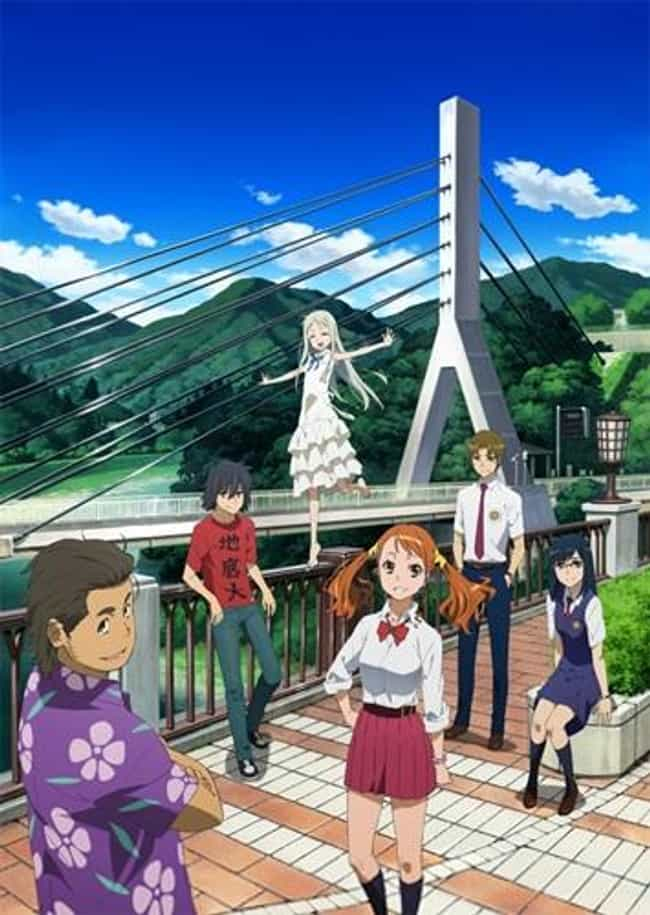 Anohana: The Flower We Saw Tha... is listed (or ranked) 4 on the list The Best Slice of Life Anime