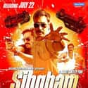 Singham is listed (or ranked) 9 on the list The Best Hindi Action Movies