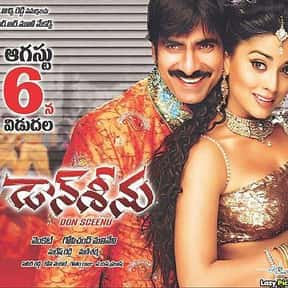 Don Seenu is listed (or ranked) 3 on the list The Best Ravi Teja Movies