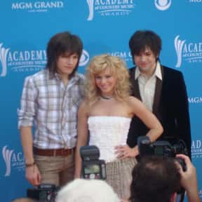 The Band Perry is listed (or ranked) 9 on the list The Best Musical Artists From Mississippi