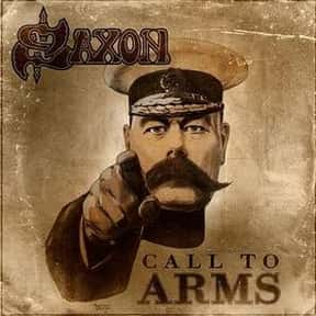 Call to Arms is listed (or ranked) 14 on the list The Best Saxon Albums of All Time