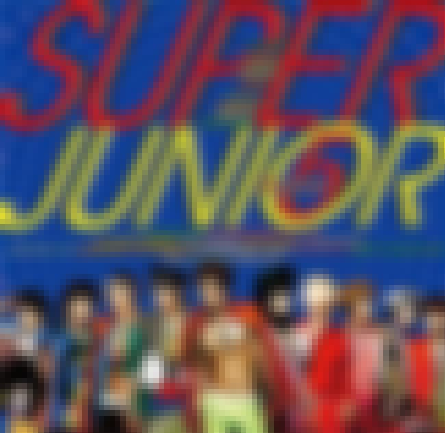 Mr. Simple is listed (or ranked) 4 on the list The Best Super Junior Albums of All Time