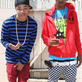 New Boyz is listed (or ranked) 17 on the list The Best Rappers with Boy in Their Names