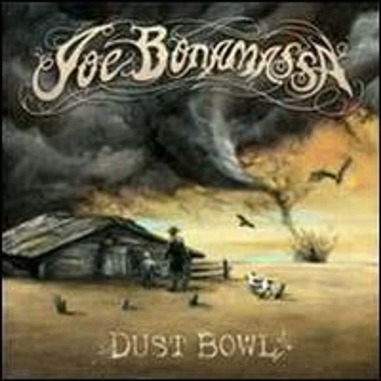 Dust Bowl is listed (or ranked) 2 on the list The Best Joe Bonamassa Albums of All Time