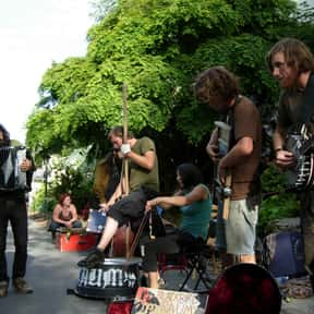 Blackbird Raum is listed (or ranked) 7 on the list The Best Gypsy Punk Bands