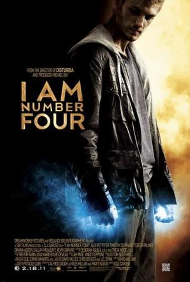 I Am Number Four is listed (or ranked) 3 on the list What to Watch If You Love Maze Runner