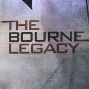 The Bourne Legacy is listed (or ranked) 16 on the list The Greatest Movies About CIA Agents & Operatives