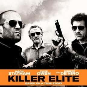 Killer Elite is listed (or ranked) 15 on the list The Best Action Movies Streaming on Netflix