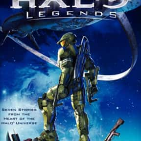 Halo Legends is listed (or ranked) 2 on the list The Best Alien Movies Streaming On Netflix