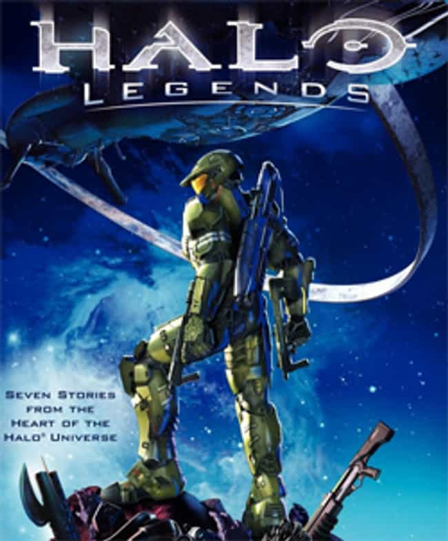 Halo Legends is listed (or ranked) 3 on the list The Best Alien Movies On Netflix Instant