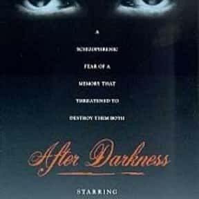 After Darkness is listed (or ranked) 12 on the list Best Science Fiction Movies Streaming on Hulu