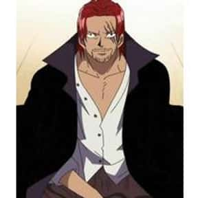 Shanks is listed (or ranked) 1 on the list 50+ Anime Characters Who Deserve Their Own Show