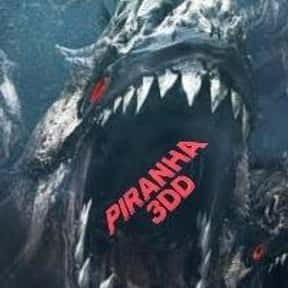 Piranha 3DD is listed (or ranked) 21 on the list The Worst Part II Movie Sequels