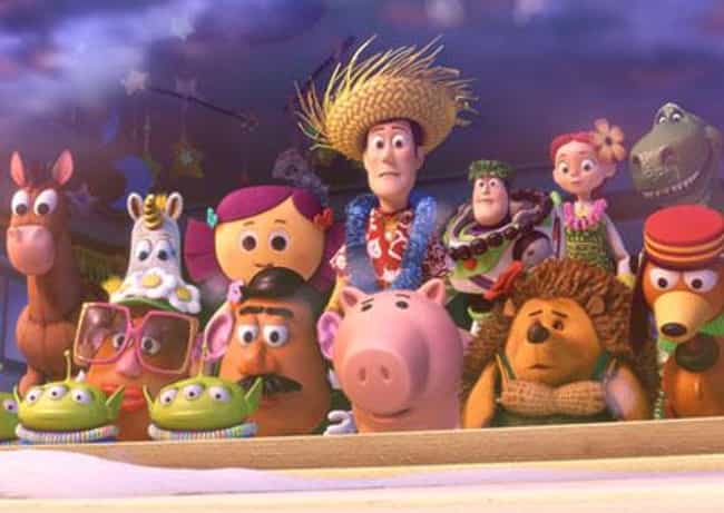 Hawaiian Vacation is listed (or ranked) 6 on the list All the Toy Story Movies (and Shorts), Ranked