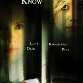 Devil You Know is listed (or ranked) 22 on the list The Best Jennifer Lawrence Movies