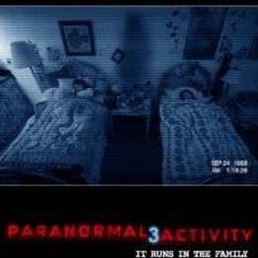 Paranormal Activity 3 is listed (or ranked) 25 on the list The Most Horrifying Found-Footage Movies