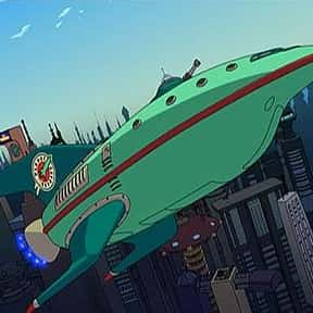 Planet Express Ship is listed (or ranked) 11 on the list The Funniest Robots of Futurama