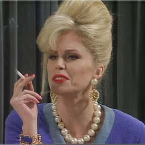 Patsy Stone is listed (or ranked) 21 on the list The Greatest Perpetually Single Women in TV History