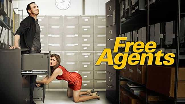 Free Agents is listed (or ranked) 1 on the list TV Shows Produced By Todd Holland