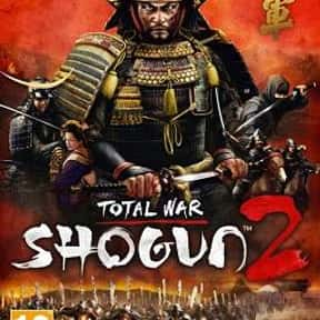 Total War: Shogun 2 is listed (or ranked) 3 on the list The Best Samurai Games, Ranked
