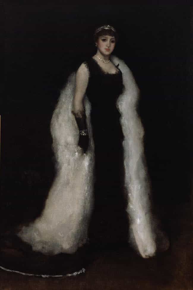 Arrangement in Black, No... is listed (or ranked) 1 on the list Famous James McNeill Whistler Paintings