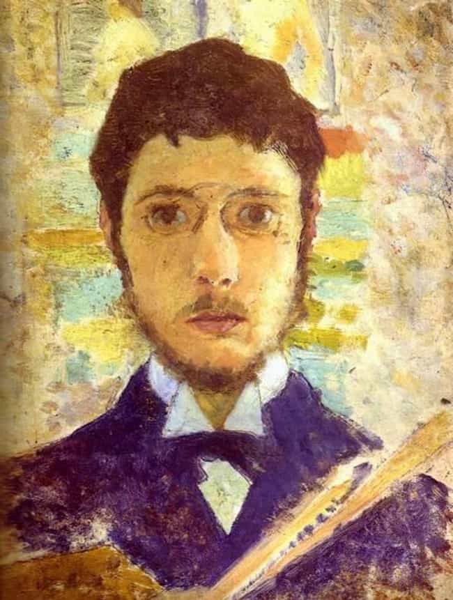 Self-Portrait is listed (or ranked) 4 on the list Famous Pierre Bonnard Paintings