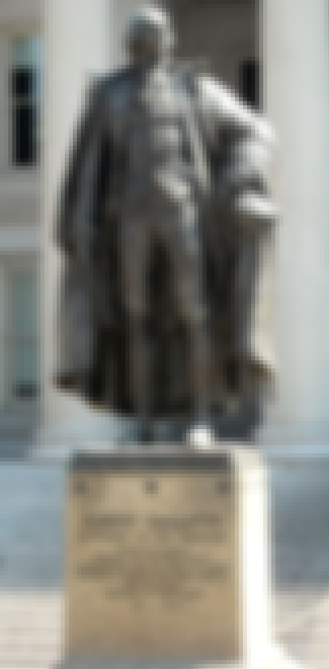 Albert Gallatin is listed (or ranked) 1 on the list List of Famous James Earle Fraser Artwork