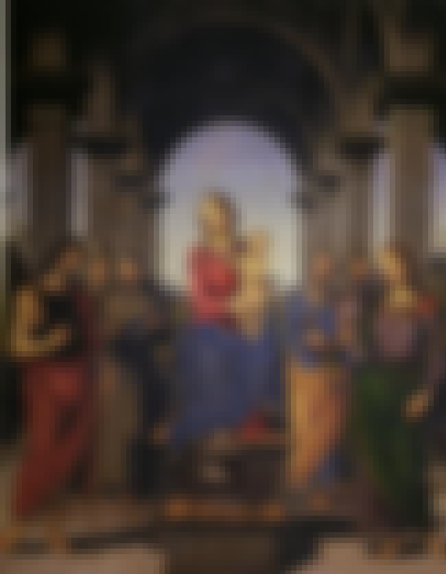 Fano Altarpiece is listed (or ranked) 7 on the list List of Famous Pietro Perugino Artwork