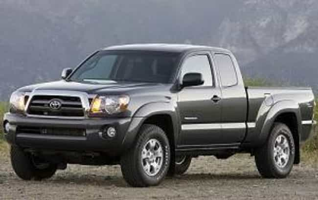 2010 Toyota Tacoma is listed (or ranked) 1 on the list The Best Toyota Tacomas of All Time