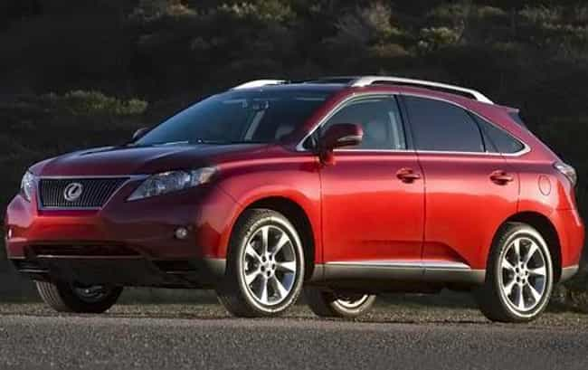 2010 Lexus RX is listed (or ranked) 4 on the list The Best Lexus RXs of All Time