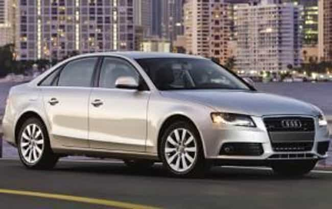 2011 Audi A4 Sedan is listed (or ranked) 3 on the list The Best Audi A4s of All Time