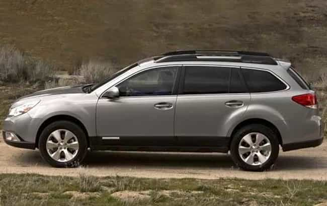 2010 Subaru Outback is listed (or ranked) 1 on the list The Best Subaru Outbacks of All Time