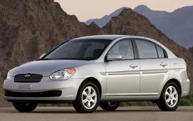 2011 Hyundai Accent Seda... is listed (or ranked) 3 on the list The Best Hyundai Accents of All Time
