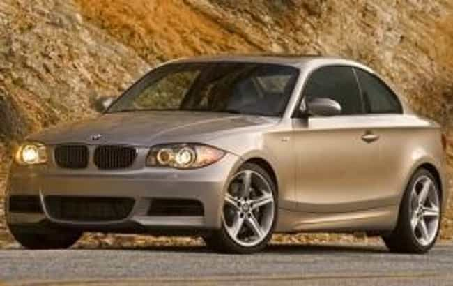 2010 BMW 1 Series Coupe ... is listed (or ranked) 4 on the list The Best BMW 1 Series of All Time