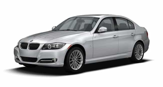 2011 BMW 3 Series Sedan ... is listed (or ranked) 2 on the list The Best BMW 3 Series of All Time