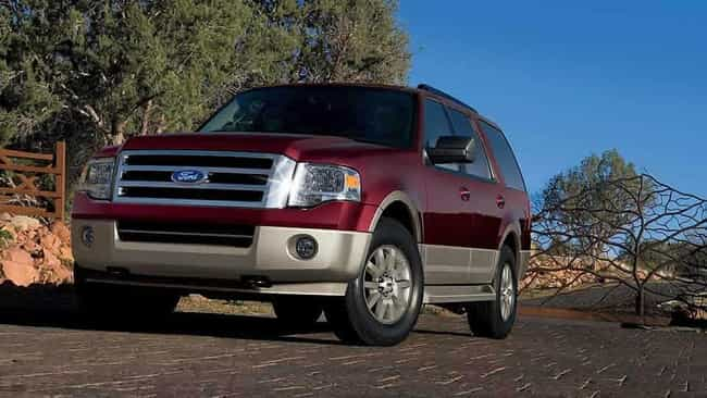 2011 Ford Expedition is listed (or ranked) 1 on the list The Best Ford Expeditions of All Time