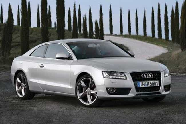 2010 Audi A5 Coupe is listed (or ranked) 3 on the list The Best Audi A5s of All Time