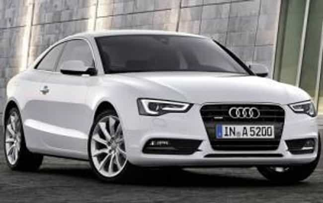 2012 Audi A5 Coupe is listed (or ranked) 1 on the list The Best Audi A5s of All Time