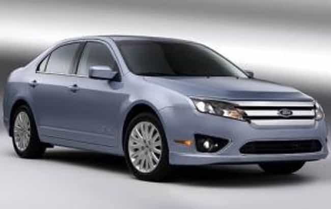 2010 Ford Fusion Hybrid is listed (or ranked) 2 on the list The Best Ford Fusions of All Time