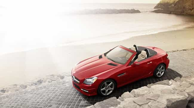 2011 Mercedes-Benz SLK-Class is listed (or ranked) 4 on the list The Best Mercedes-Benz SLK-Classes of All Time