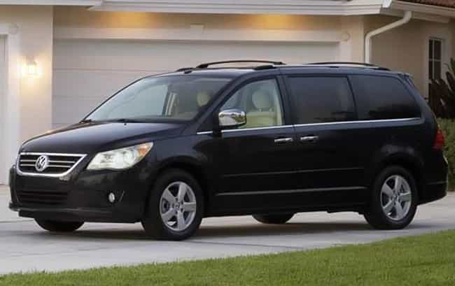 2010 Volkswagen Routan is listed (or ranked) 1 on the list List of All Cars Made in 2010